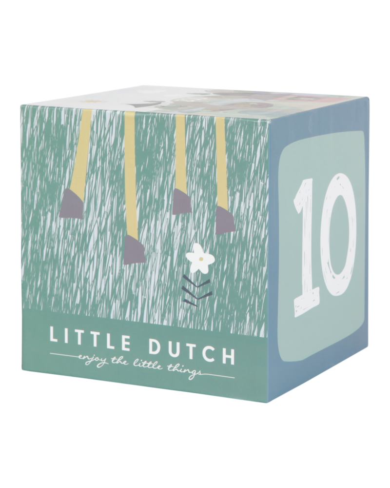 Little Dutch Stapelblokken karton