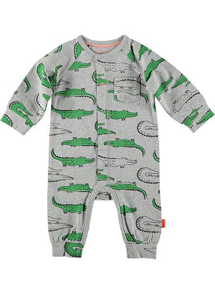 BESS Suit AOP Crocodile BESS