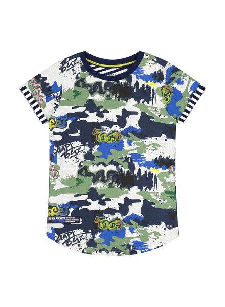 Quapi T-shirt ALBERTO Quapi