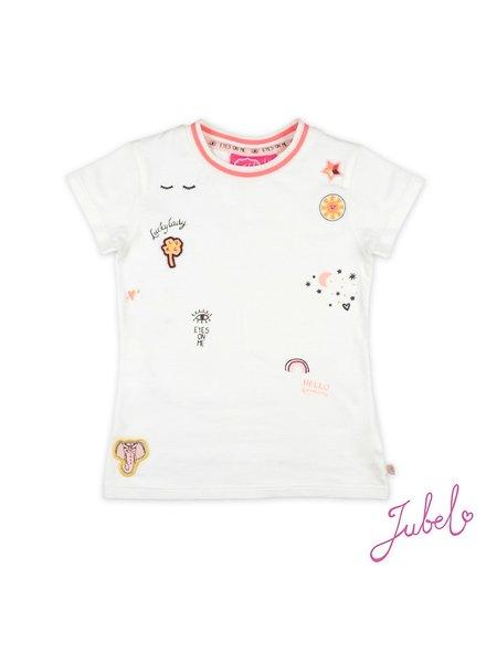 Jubel T-shirt badges - Stargazer