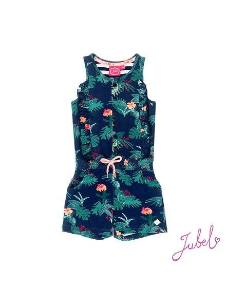 Jubel Playsuit - Botanic Blush
