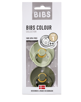 Bibs Set Bibs spenen hunter/sea green