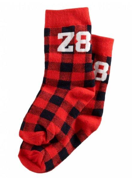 Z8 Bosse sokken ruit Z8
