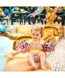 Zwembandjes luipaard 2-6 jr