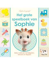 Sophie de Giraf Het grote speelboek van Sophie