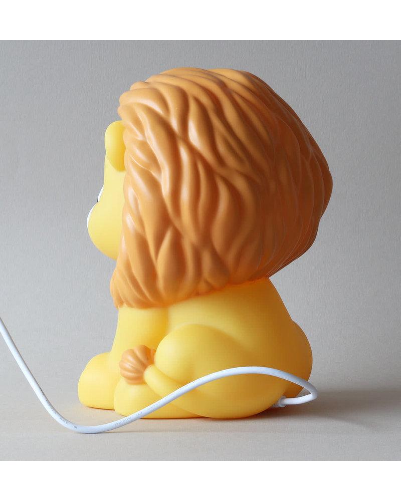 A Little Lovely Company Lamp Leeuw