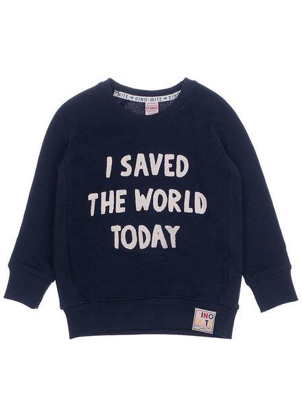 Sturdy Sweater I Saved - Dino-mite Sturdy