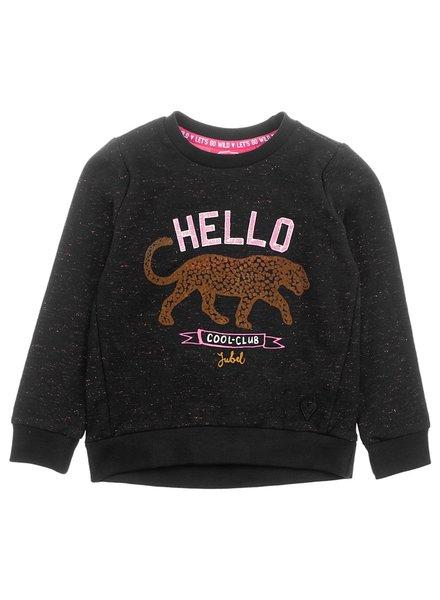 Jubel Sweater Hello - Animal Attitude Jubel