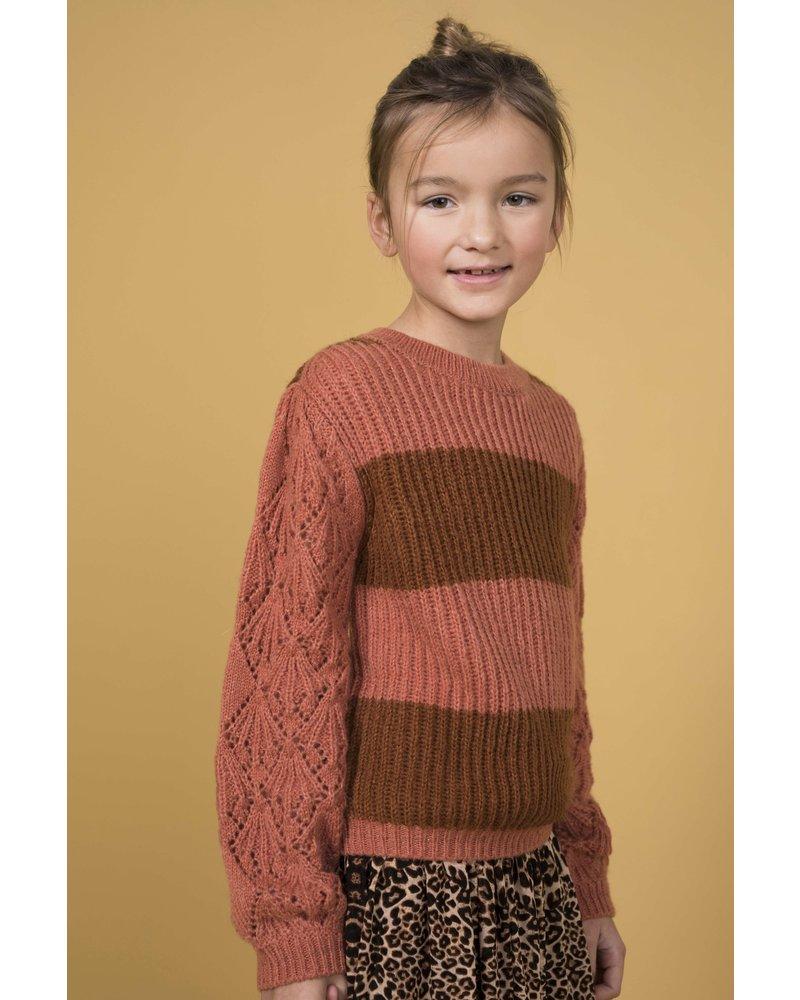 Like Flo Flo girls mesh skirt (5730)