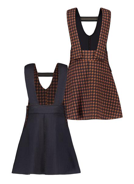 Like Flo Flo girls fancy neopreen strap dress (5838)
