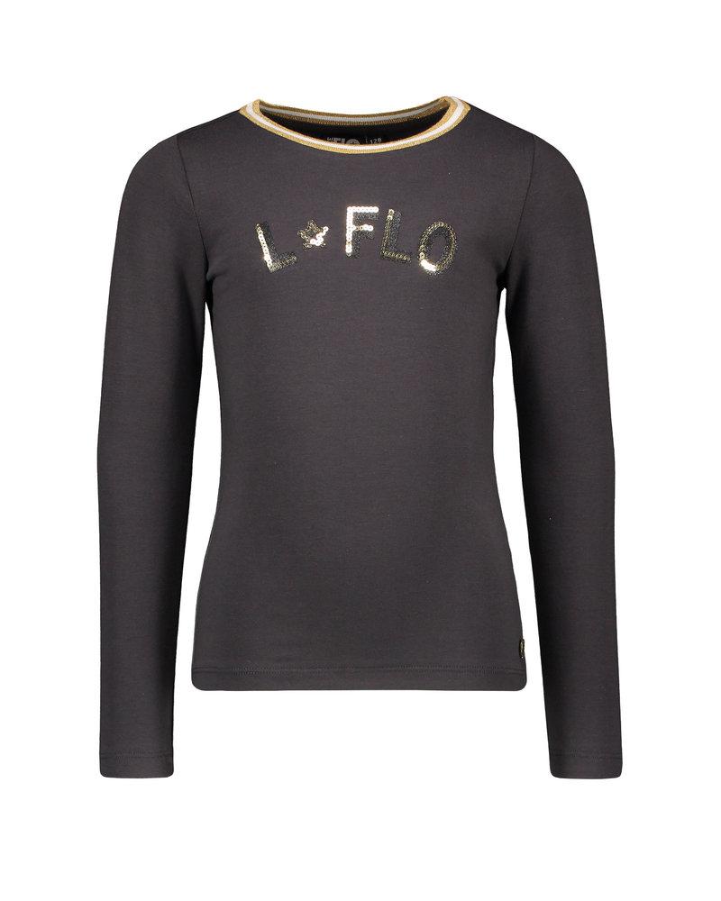 Like Flo Flo girls jersey ls tee rib neck OH LALALA (5401)