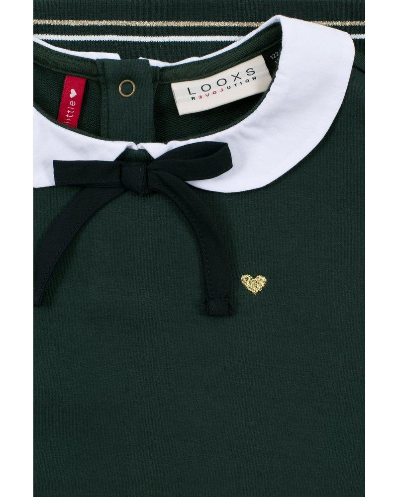 LOOXS Little Little collar sweater (7309) Looxs