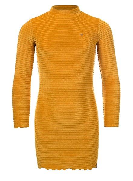 LOOXS Little Little velvet dress l.sleeve (7805) Looxs