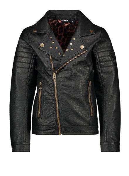 Like Flo Leather biker jacket (5349) Like Flo