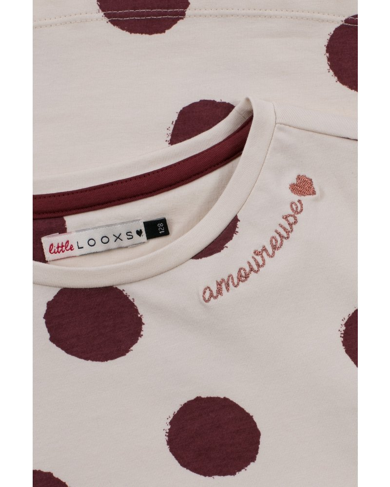 LOOXS Little Little t-shirt l. sleeve (7483) Looxs