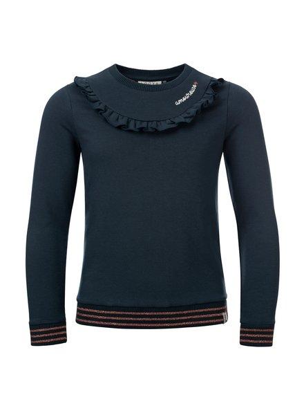 LOOXS Little Little sweater ruffle (7351) Looxs