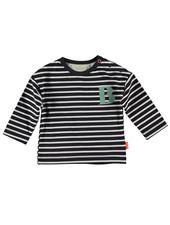 BESS Shirt l.sl. Striped BESS