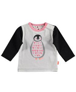 Shirt l.sl. Pinguin BESS