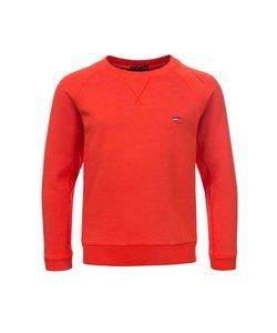 CHRIS garment dyed crewneck (8354) CH