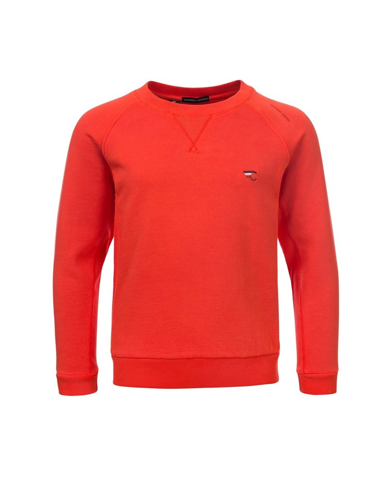 Common Heroes CHRIS garment dyed crewneck (8354) CH