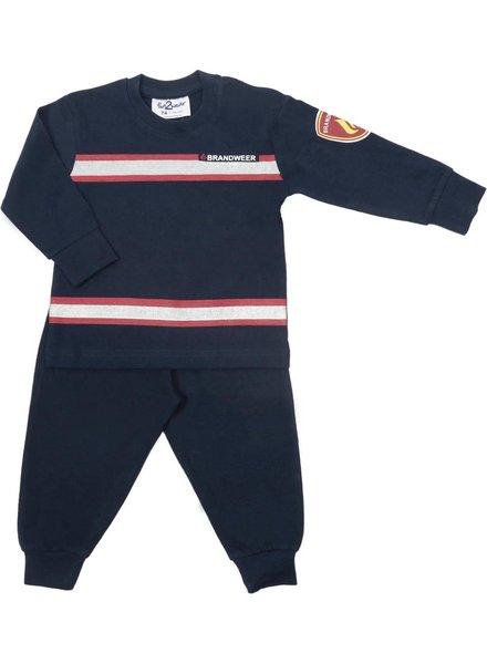 fun2wear Brandweer Pyjama kids 2020 (92-128)
