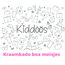 Kraamkado box newborn girls