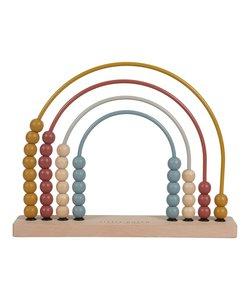 Houten Rainbow Abacus