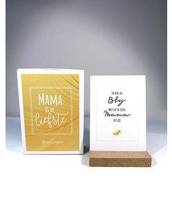 Mama is de liefste wensdoosje