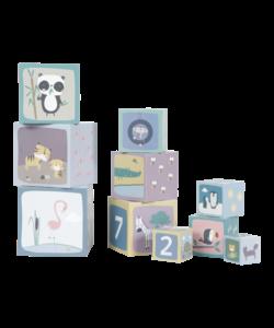 Stapelblokken karton