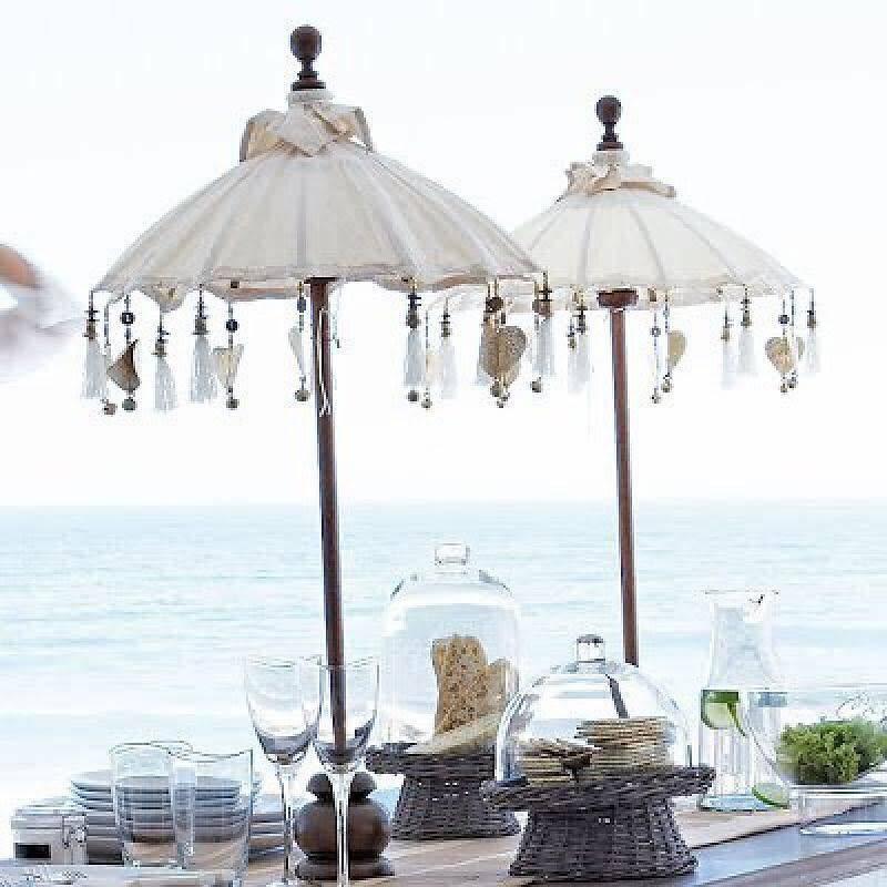Ibiza Table Umbrella