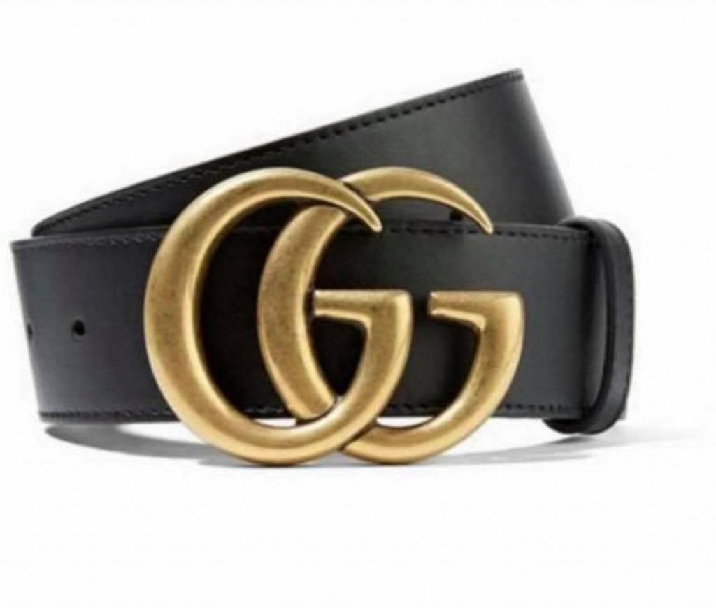 Belt GC Bronze Black