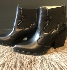 272 Day Vine Cowboy Festi Boot Black