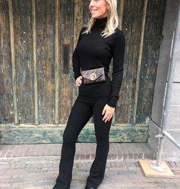 Ambika Alina Pants Flair Basic Black