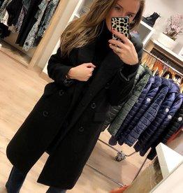 Triple Nine Coat Chique Black