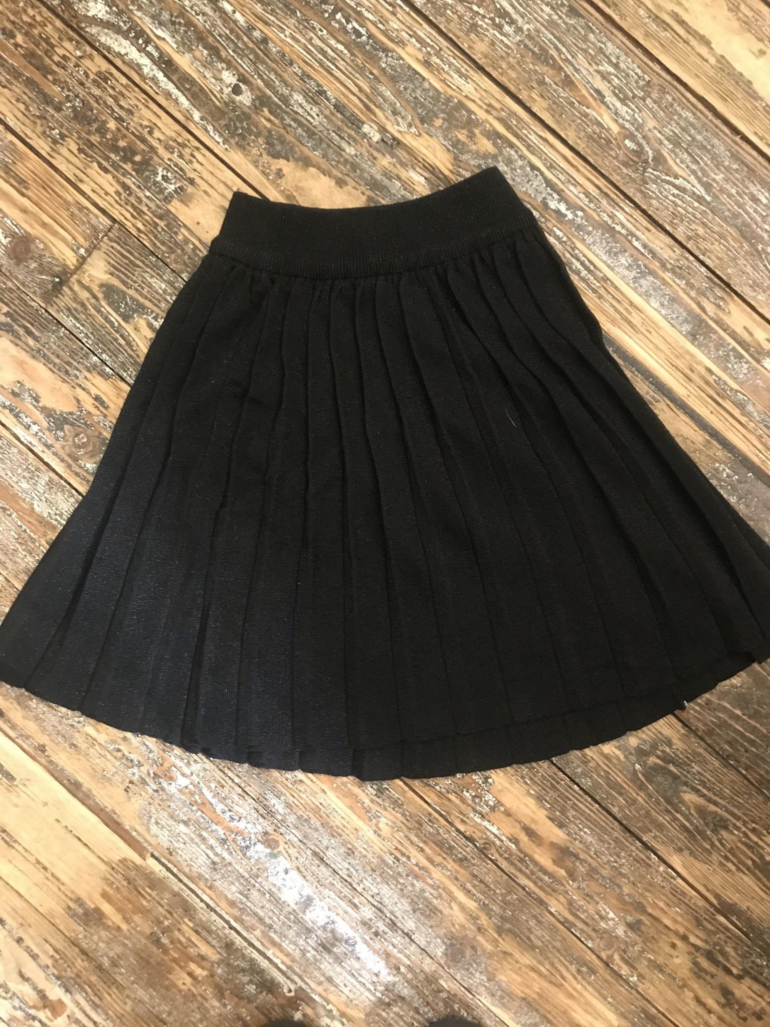 5276 Just Dai Skirt Plump Glitter Black