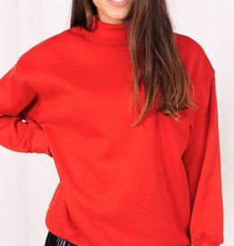 Sweater Tomboy Red