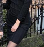 2013 You & Me Dress Off Shoulder Black