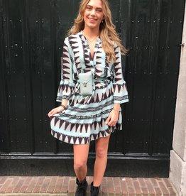9992 F Fashion Dress Spanish Mint