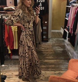 Ambika Dress Tawny