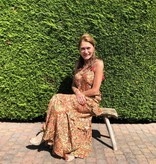 1562 Purple Queen Dress Yasmin