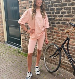 650 Twinsuit Basic Summer Pink