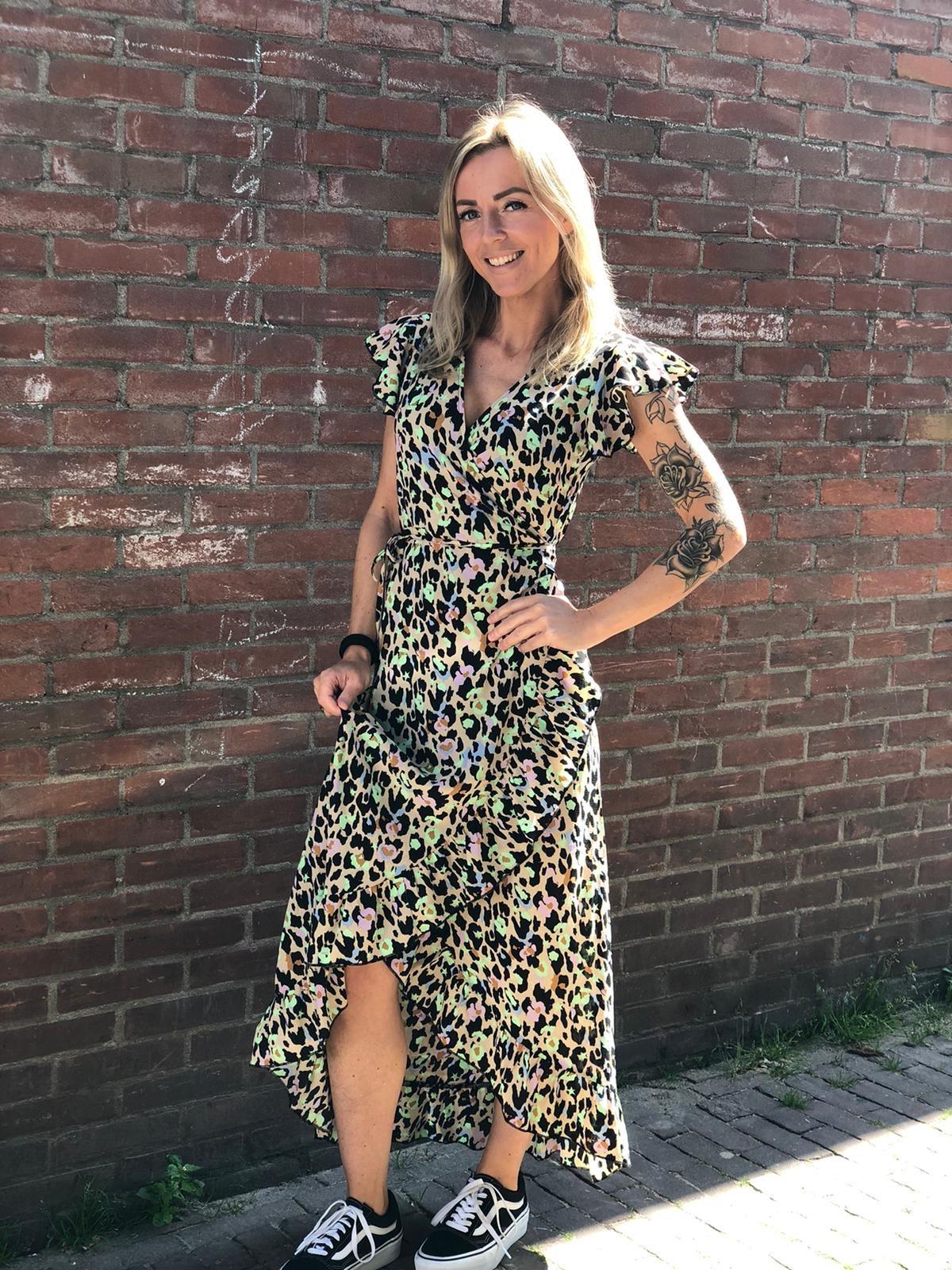 Ambika Dress Maryam
