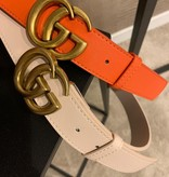 Belt GC Bronze Orange