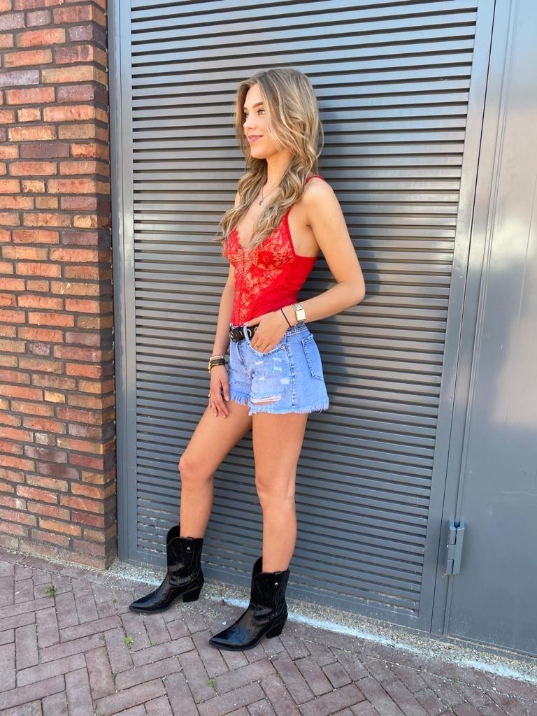 11855 Vera Lucy Body Rouge