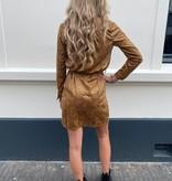 60618 Ciminy Dress Snake Camel