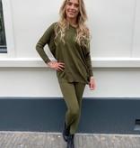 615 Voyelles Comfy Suit Army Green
