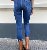 3016 Toxic Jeans Basic Blue