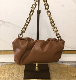 2016 Bag Chain Pouch Brown