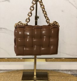 2017 Padded Bag Brown