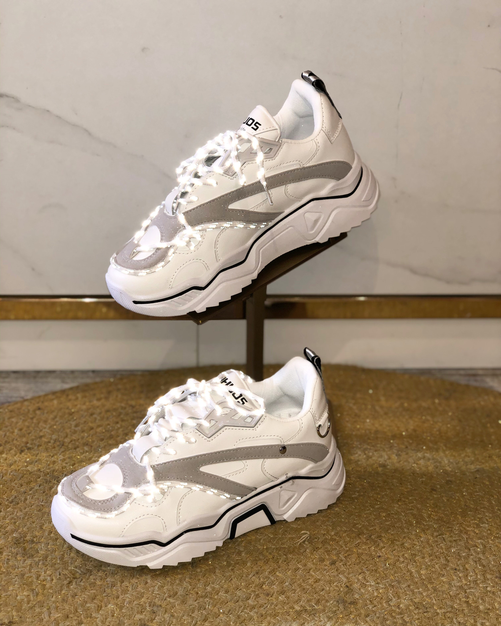 507 Sneakers Meave White